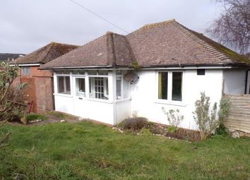 Thumbnail 2 bed bungalow to rent in Westfield Avenue, Brighton