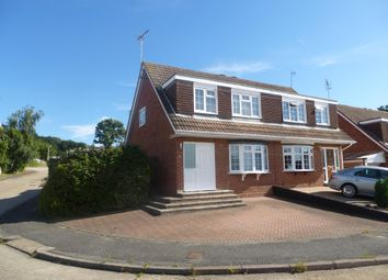 Thumbnail Semi-detached house to rent in Stonechat Road, Billericay
