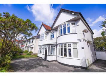 Thumbnail 4 bed flat for sale in Guildhill Road, Southbourne, Bournemouth