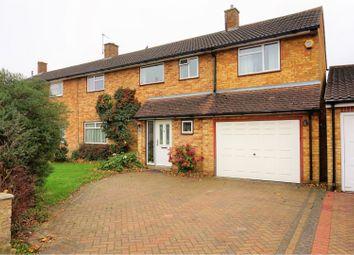 Thumbnail 5 bed semi-detached house for sale in Ellingham Road, Hemel Hempstead