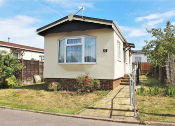 Thumbnail 1 bed property for sale in The Willows Park, Guildford Road, Normandy, Surrey