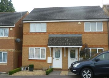 Thumbnail 2 bed semi-detached house to rent in Collingwood Close, Luton, Beds