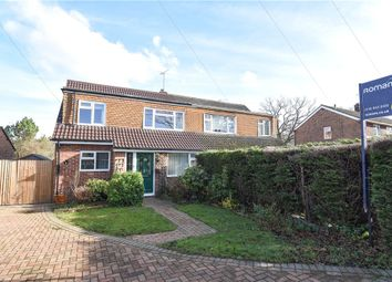 Thumbnail 4 bed semi-detached house for sale in Stephens Road, Mortimer Common, Reading