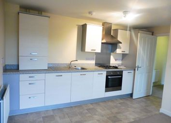 Thumbnail 2 bed property to rent in Discovery Road, Leicester