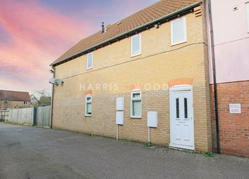 Thumbnail 1 bed maisonette to rent in Dale Close, Stanway, Colchester