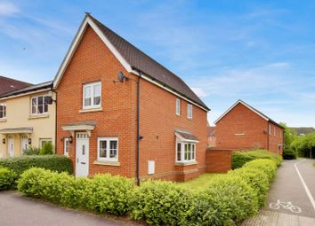 Thumbnail 2 bedroom end terrace house for sale in Mortimer Way, Witham
