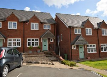 Thumbnail 3 bed end terrace house for sale in Ffordd Dol Y Coed, Llanharan, Pontyclun