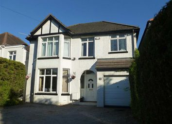 Thumbnail 5 bed detached house for sale in Newport Road, Chepstow