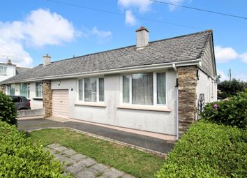 3 bed semi-detached bungalow for sale in Carlidnack Close, Mawnan Smith, Falmouth TR11