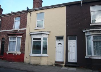 Thumbnail 2 bed terraced house to rent in Jarratt Street, Hyde Park, Doncaster