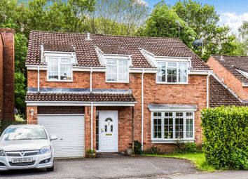 Thumbnail 5 bed detached house for sale in Clandon Drive, Eastleigh