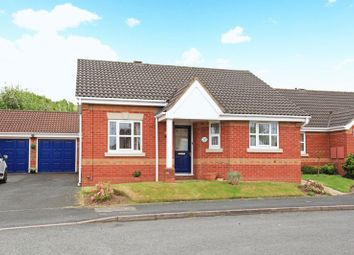 Thumbnail 2 bed detached bungalow for sale in Ivy House Paddocks, Ketley, Telford