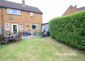 Thumbnail 3 bed end terrace house for sale in Winstre Road, Borehamwood, Hertfordshire