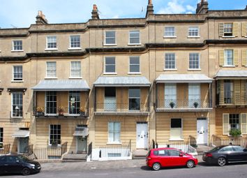 Thumbnail 3 bed flat for sale in Raby Place, Bathwick, Bath