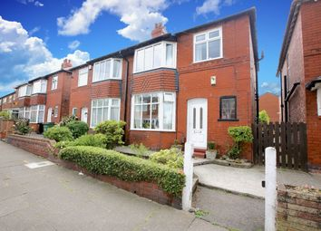 Thumbnail 3 bedroom semi-detached house for sale in Rayner Street, Stockport