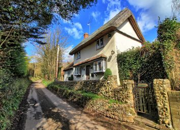 Thumbnail 3 bed cottage for sale in Andersons Lane, Great Hormead, Buntingford