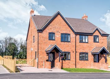 Thumbnail 3 bed semi-detached house for sale in Farriers Court, Ellerdine, Telford