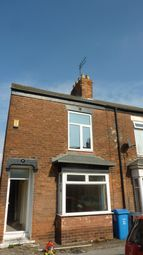 Thumbnail 2 bedroom end terrace house to rent in Estcourt Street, Hull