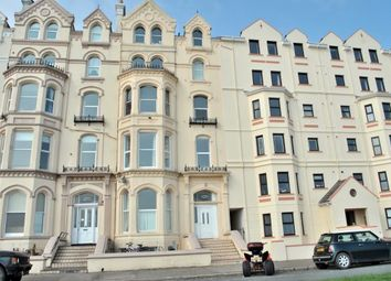 Thumbnail 2 bed flat for sale in Apartment 10 Cumbria Court, Mooragh Promenade, Ramsey