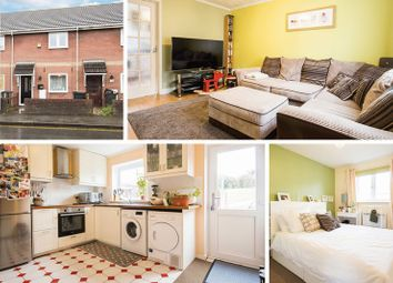 Thumbnail 2 bed terraced house for sale in Somerton Place, Chepstow Road, Newport