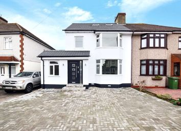 Thumbnail 4 bed semi-detached house for sale in Fairlawn Avenue, Bexleyheath, Kent