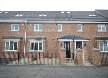 Thumbnail 4 bed terraced house to rent in Dockwray Close, North Shields