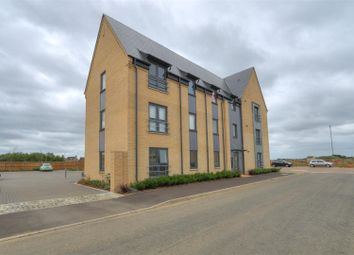 Thumbnail 2 bed flat for sale in School Road, Ely