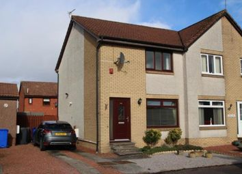 Thumbnail 2 bed semi-detached house for sale in Abbot Road, Stirling, Stirlingshire