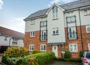 Thumbnail 1 bed flat for sale in Tilling Close, Maidstone