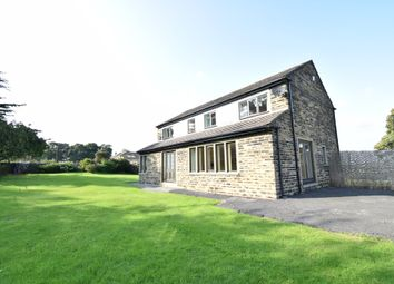 Thumbnail 5 bed detached house to rent in Wakefield Road, Grange Moor