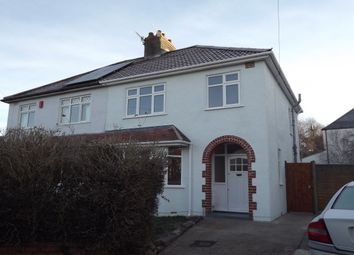 Thumbnail 3 bed property to rent in Priory Dene, Westbury-On-Trym, Bristol