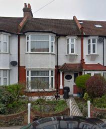 Thumbnail 3 bed terraced house for sale in Melrose Avenue, Thornton Heath, London