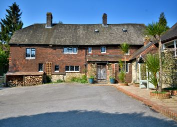 6 bed detached house for sale in Meadowbank, Stane Street, Codmore Hill, Pulborough RH20