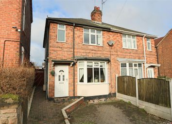 3 bed semi-detached house for sale in Carnarvon Grove, Carlton, Nottingham NG4