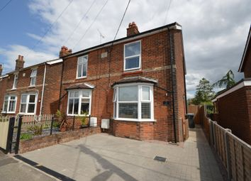 Thumbnail 3 bed semi-detached house for sale in Brantham Hill, Brantham, Manningtree