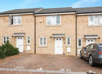Thumbnail 3 bedroom terraced house to rent in Furrowfields, St. Neots
