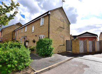 3 bed end terrace house for sale in Orchid Close, Brewers End, Takeley, Bishop's Stortford CM22