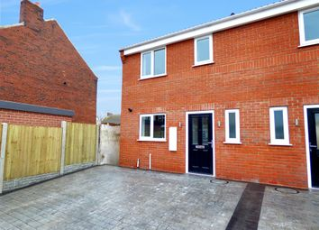 Thumbnail 3 bed town house for sale in Post Office Road, Featherstone, Pontefract
