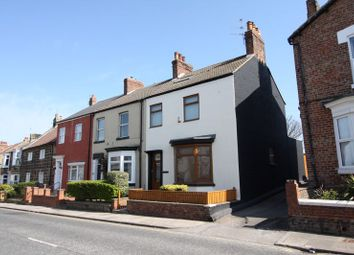 Thumbnail 4 bed terraced house to rent in High Street, Marske-By-The-Sea, Redcar