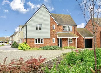 Thumbnail 4 bed detached house for sale in Harvest Drive, St. Neots, Cambridgeshire