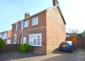 Thumbnail 2 bedroom semi-detached house for sale in Browning Road, Parkstone, Poole