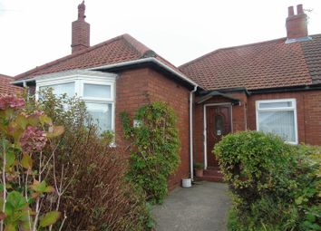 Thumbnail 3 bed bungalow for sale in Debdon Gardens, North Heaton, Newcastle Upon Tyne