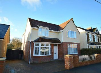 Thumbnail 4 bed detached house for sale in Woodland Road, Croesyceiliog, Cwmbran