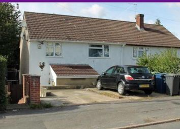 Thumbnail 3 bed semi-detached house for sale in Holtspur Avenue, Wooburn Green High Wycombe