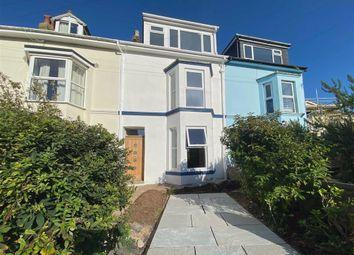 Thumbnail 4 bed terraced house for sale in Higher Furzeham Road, Furzeham, Brixham