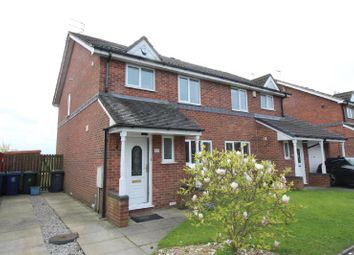 Thumbnail 3 bed semi-detached house to rent in Holland Court, Crawford Village, Skelmersdale