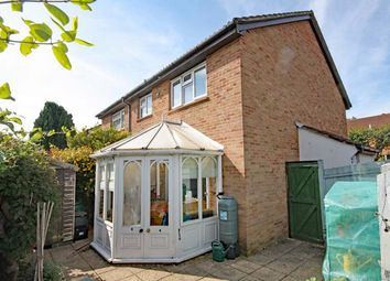 Thumbnail 1 bed end terrace house for sale in Ditchbury, Lymington