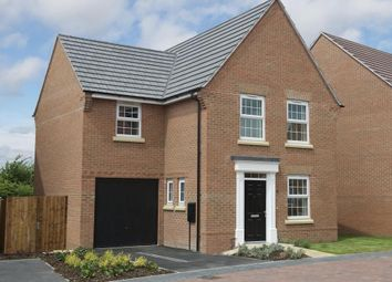 "Thumbnail 3 bed detached house for sale in ""Bradwell"" at Heathfield Lane, Birkenshaw, Bradford"