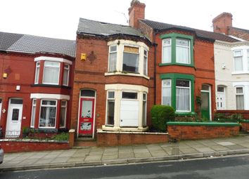 Thumbnail 3 bed terraced house for sale in Town Road, Tranmere, Birkenhead