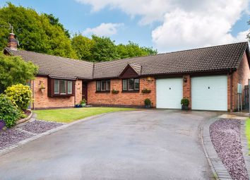 Thumbnail 4 bed detached bungalow for sale in Ennerdale Drive, Congleton